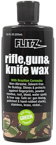 Flitz Rifle, Gun & Knife Wax - 225ml