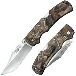 Cold Steel Double Safe Hunter - 8Cr13MoV - 23JD